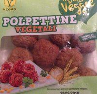 Polpettine vegetali - Producte