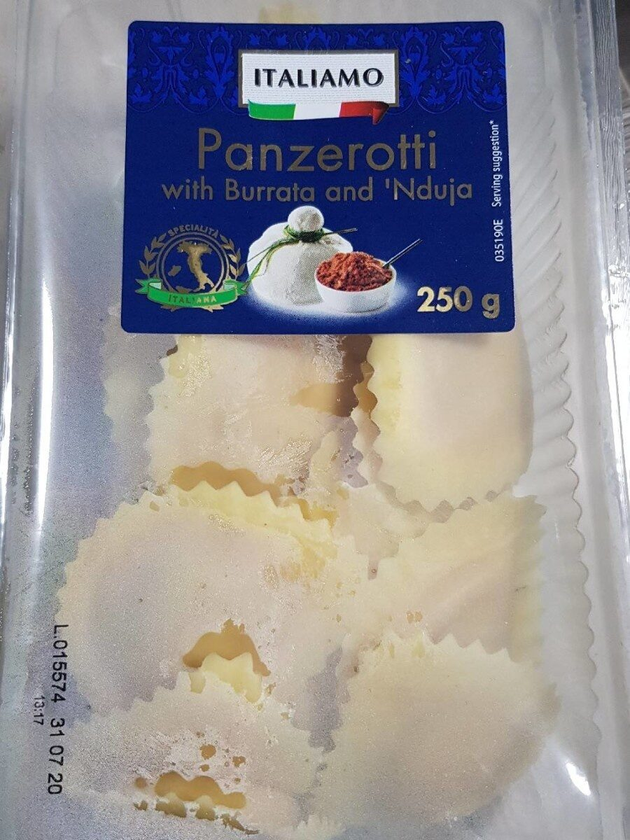 Panzerotti - Product - fr