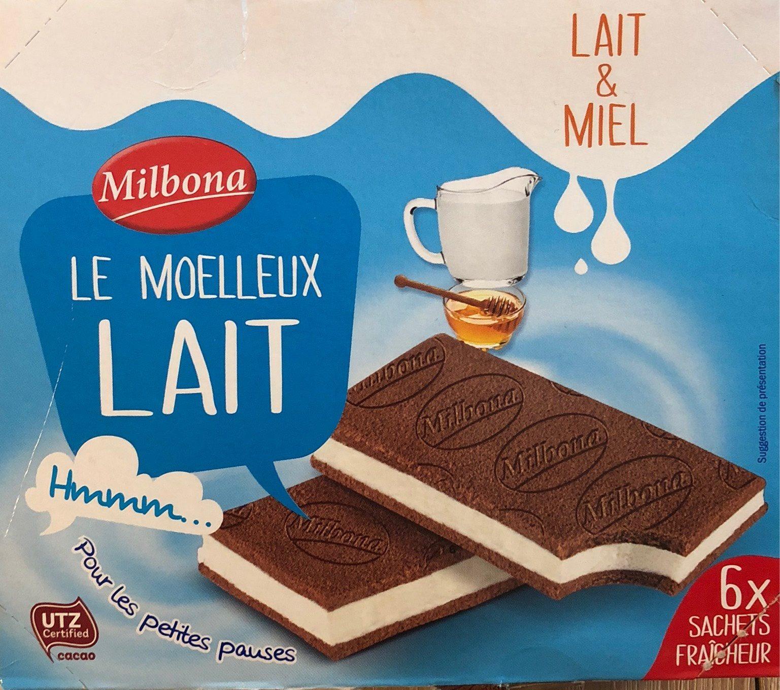 Le Moelleux Lait & Miel - Product