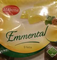 Emmental 9 fette - Product