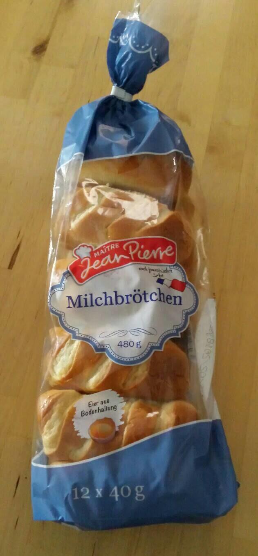 Maitre Jean Pierre Milchbrötchen - Produit - de