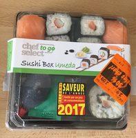 Sushi Box Umeda - Product - fr