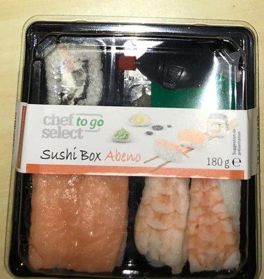 Sushi Box Abeno - Product - fr