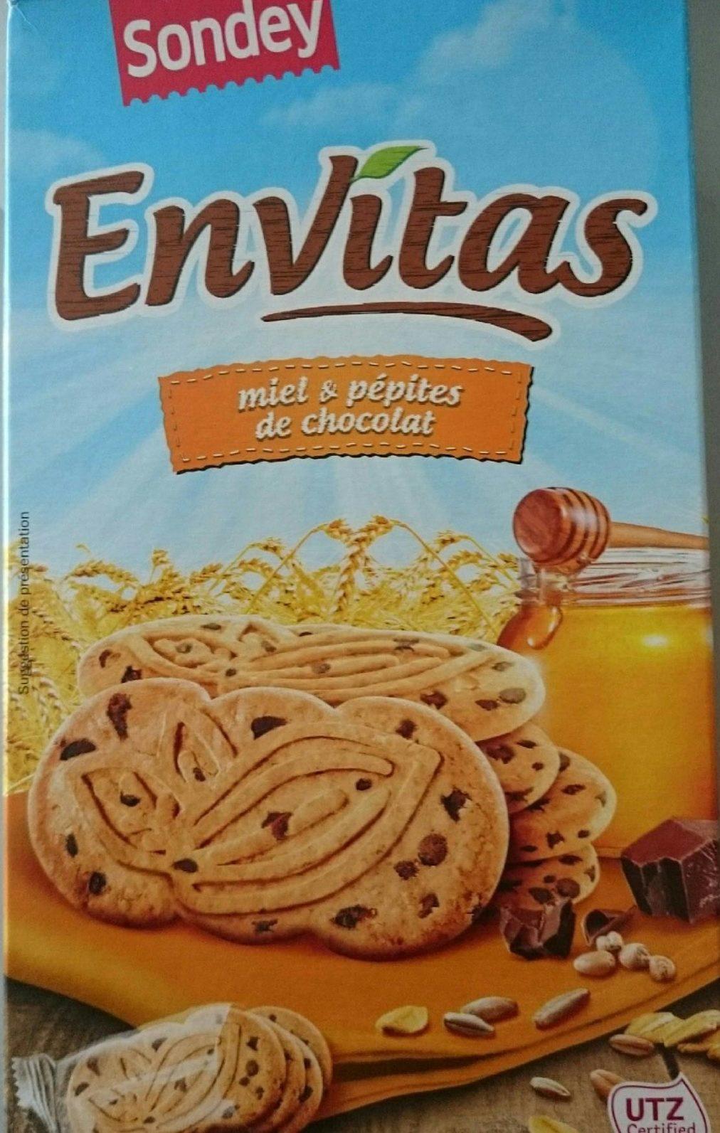 miel & pepites de chocolat - Product