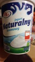 Jogurt naturalny kremowy - Produkt
