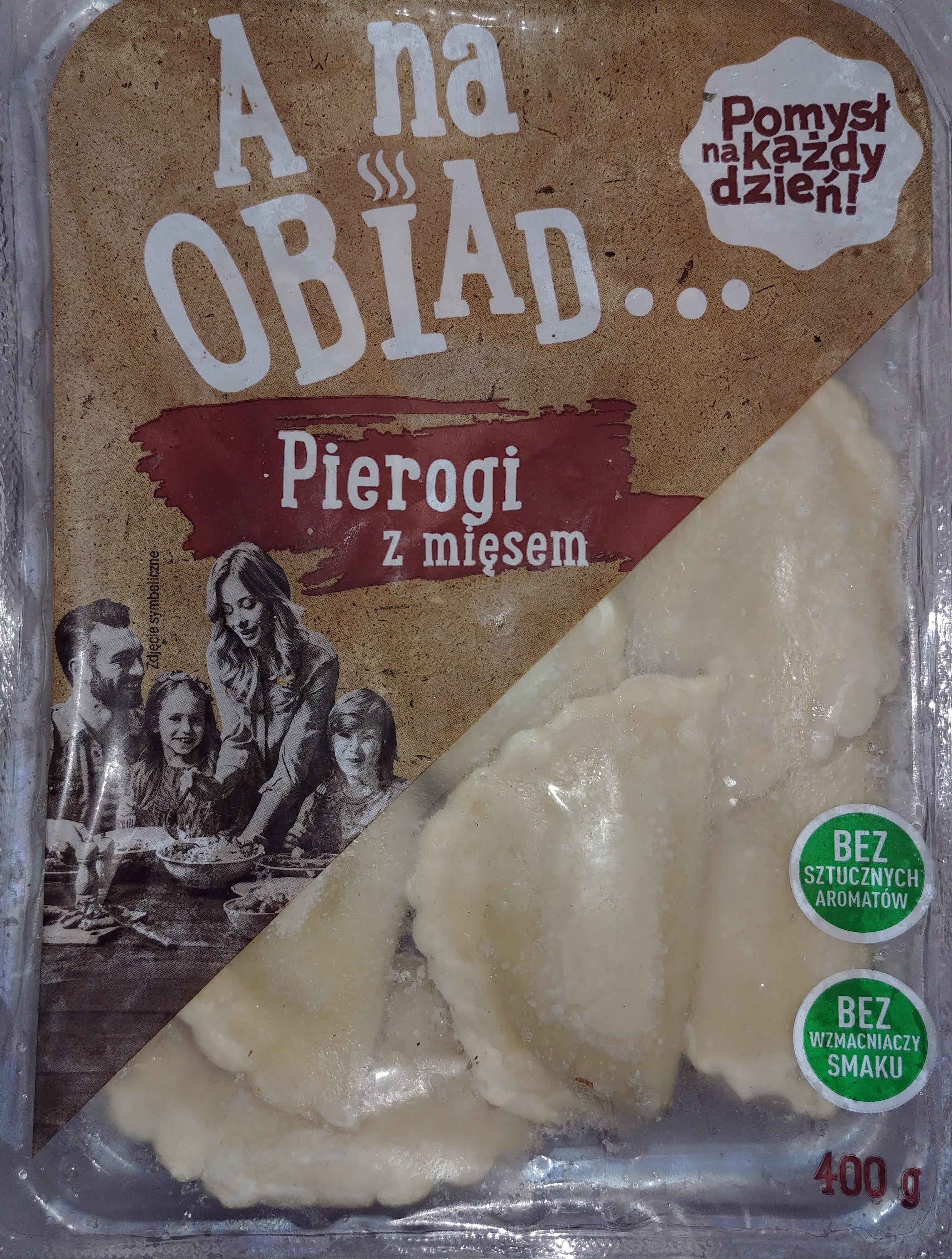 Pierogi z mięsem - Produkt - pl
