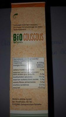 Coucous Bio - 3