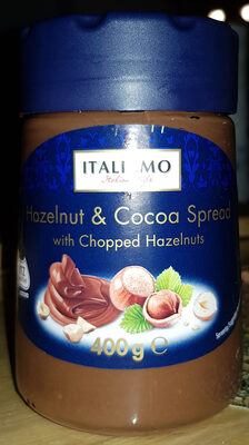 Hazelnut & Cocoa Spread - Product