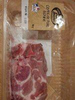 Cotes de Porc Échine - Product - fr