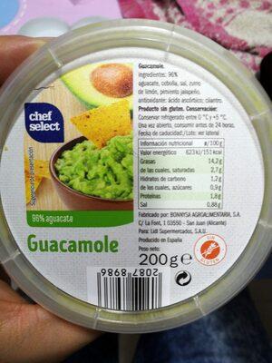 Guacamole - Producte
