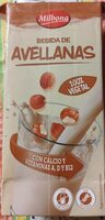 Hazelnuts Milk - Product - es