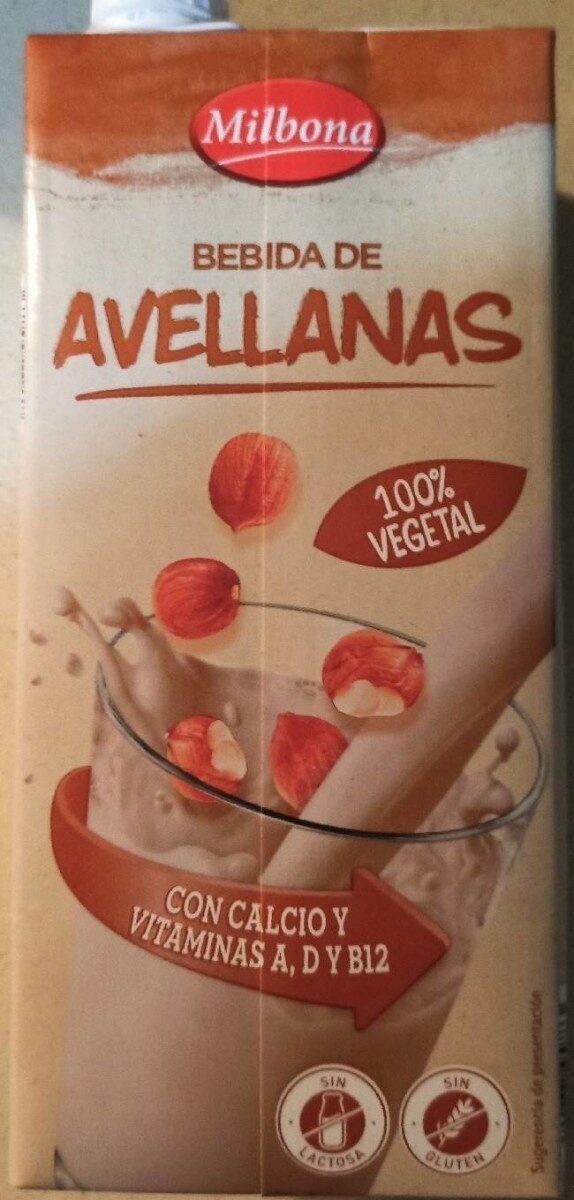 Bebida de avellanas 100% vegetal - Product - es