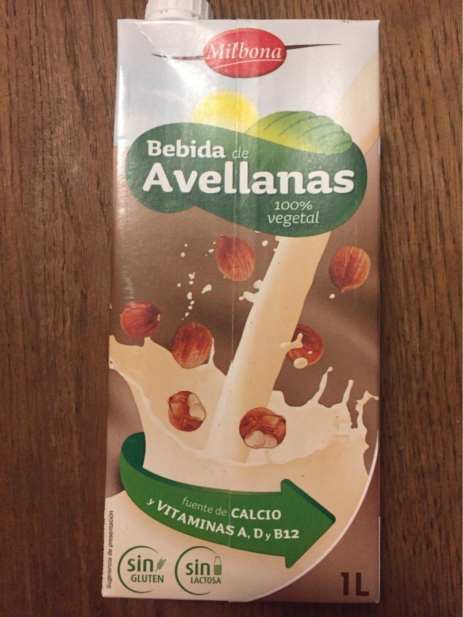 Bebida de avellanas - Produit - fr