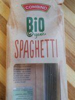Bio organic Spaghetti - Producte