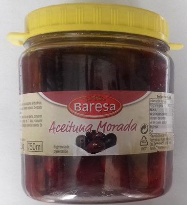 Aceituna Morada - Producto