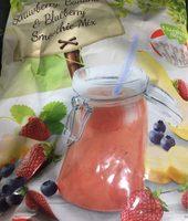 Smoothie mix fresas, plátano y arándanos - Produit - fr