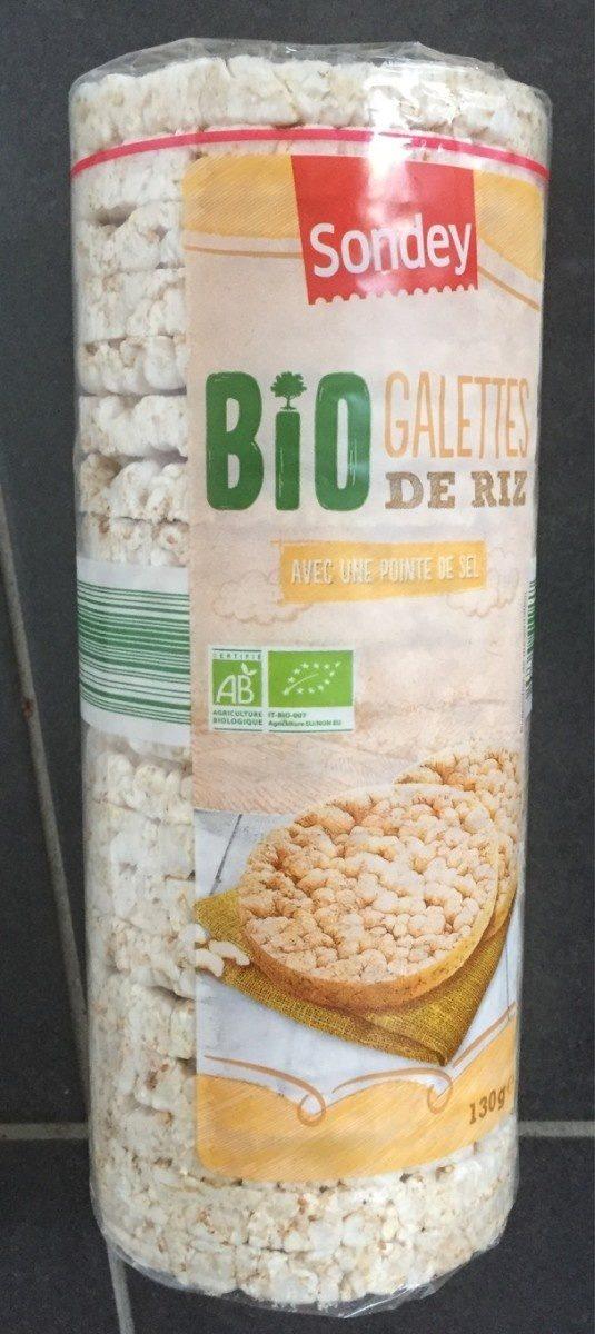 Bio galettes de riz - Product