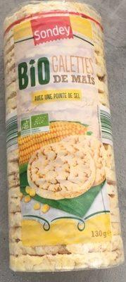 Galette de maïs - Produit