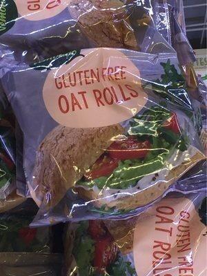 Oat rolls - Product - fr