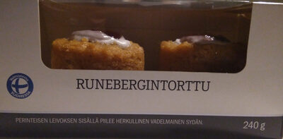 Runebergintorttu - Product
