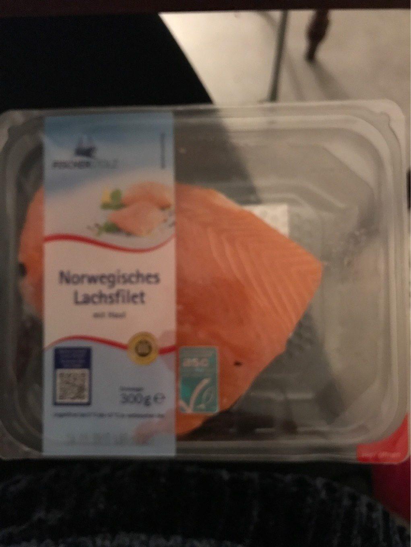 Norwegische Lachsfilet Mit Haut - 产品 - fr