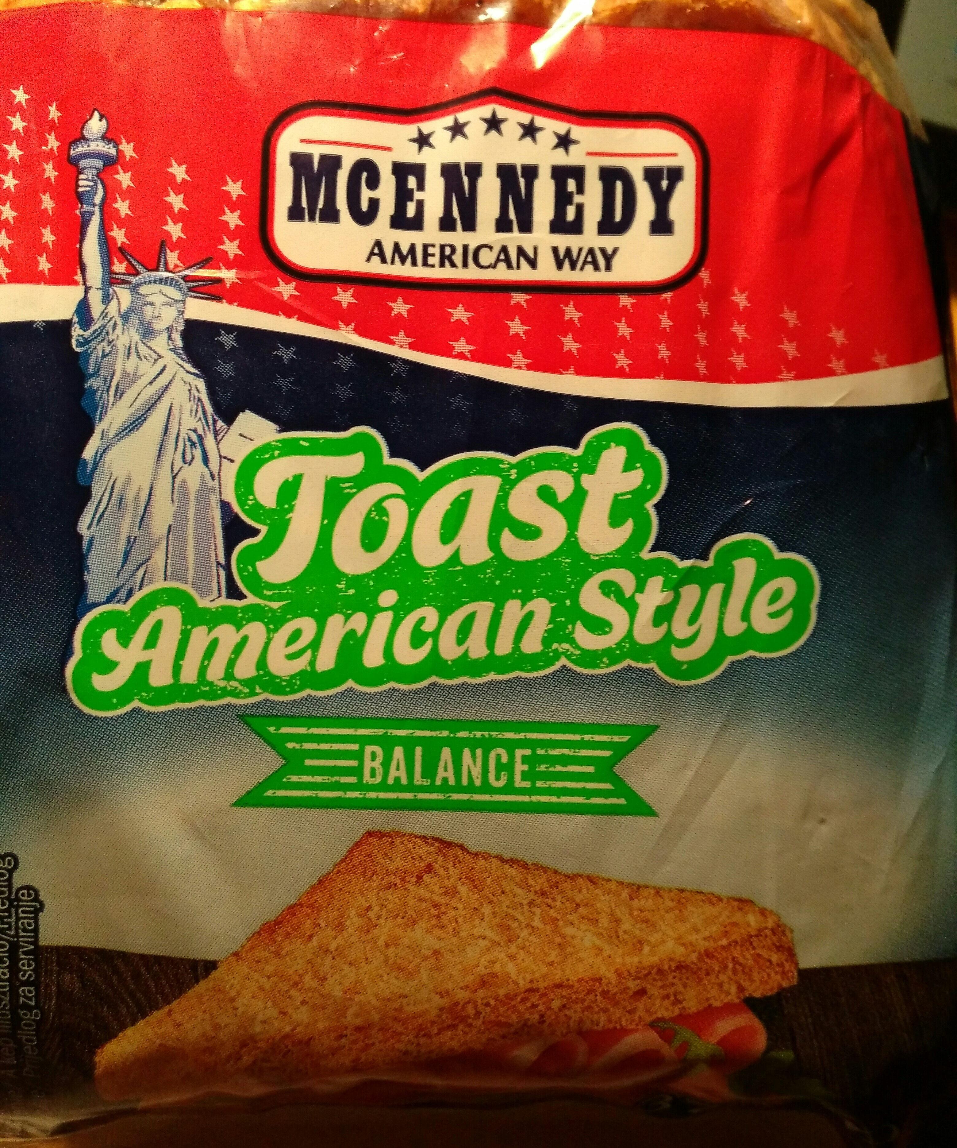 Toast American Style Balance - Producto - sl
