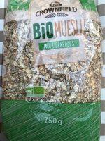 BioMuesli Multicéréales - Produit - fr