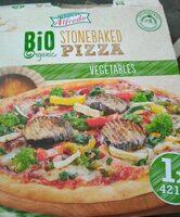 Pizza vegetables - Produit - nl
