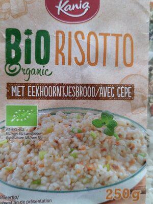 Bio risotto met eekhoorntjesbrood - Product - fr
