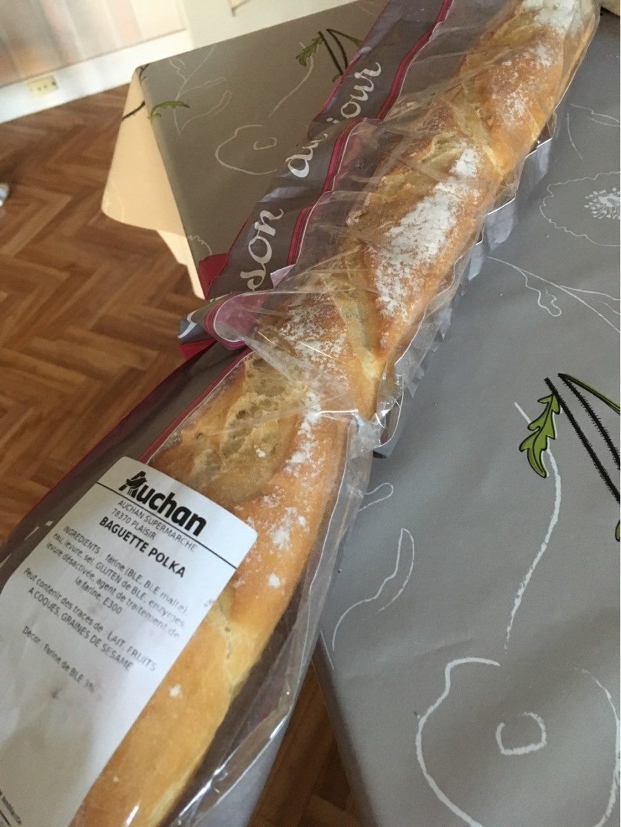 Baguette polka - Prodotto - fr