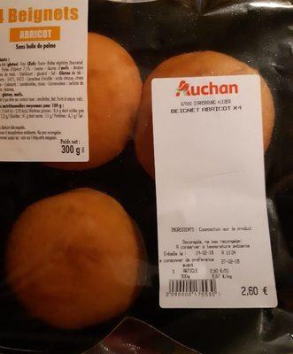 Beignet aux abricots - Product