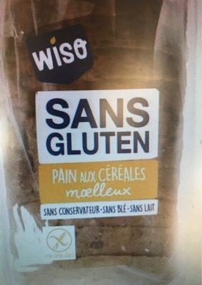 Pain aux céréales sans gluten décongelé - Produit - fr