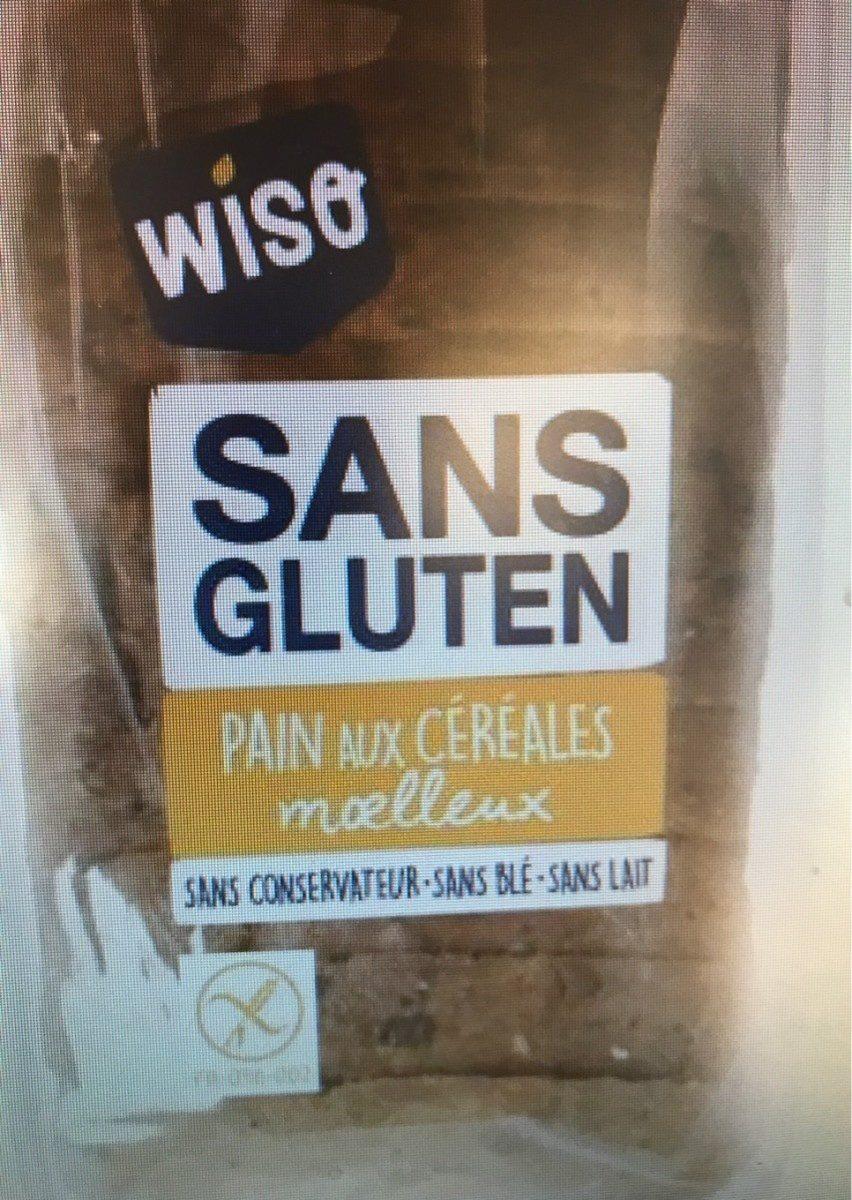 Pain aux céréales sans gluten décongelé - Produit