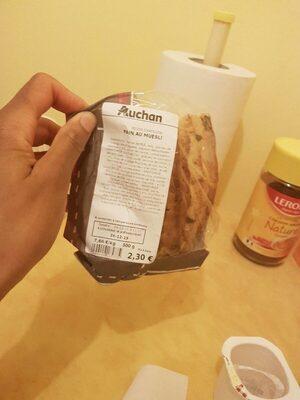 Pain au muesli - Product