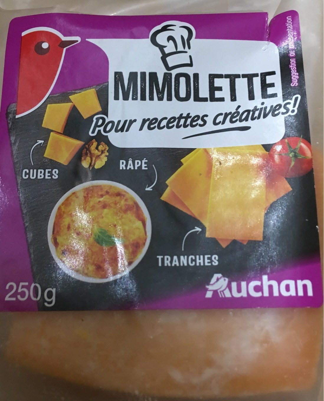 Mimolette - Produit