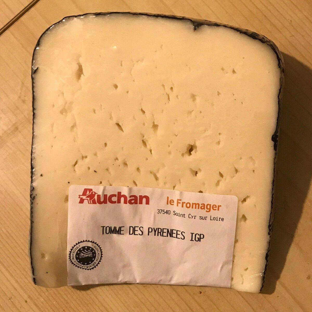 Tomme des Pyrénées IGP - Prodotto - fr