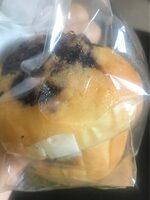 Muffin myrtille - Produit - fr