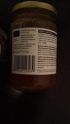 confiture d'abricots - Prodotto - fr