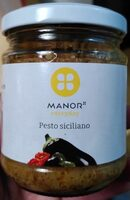 Pesto siciliano - Prodotto - en