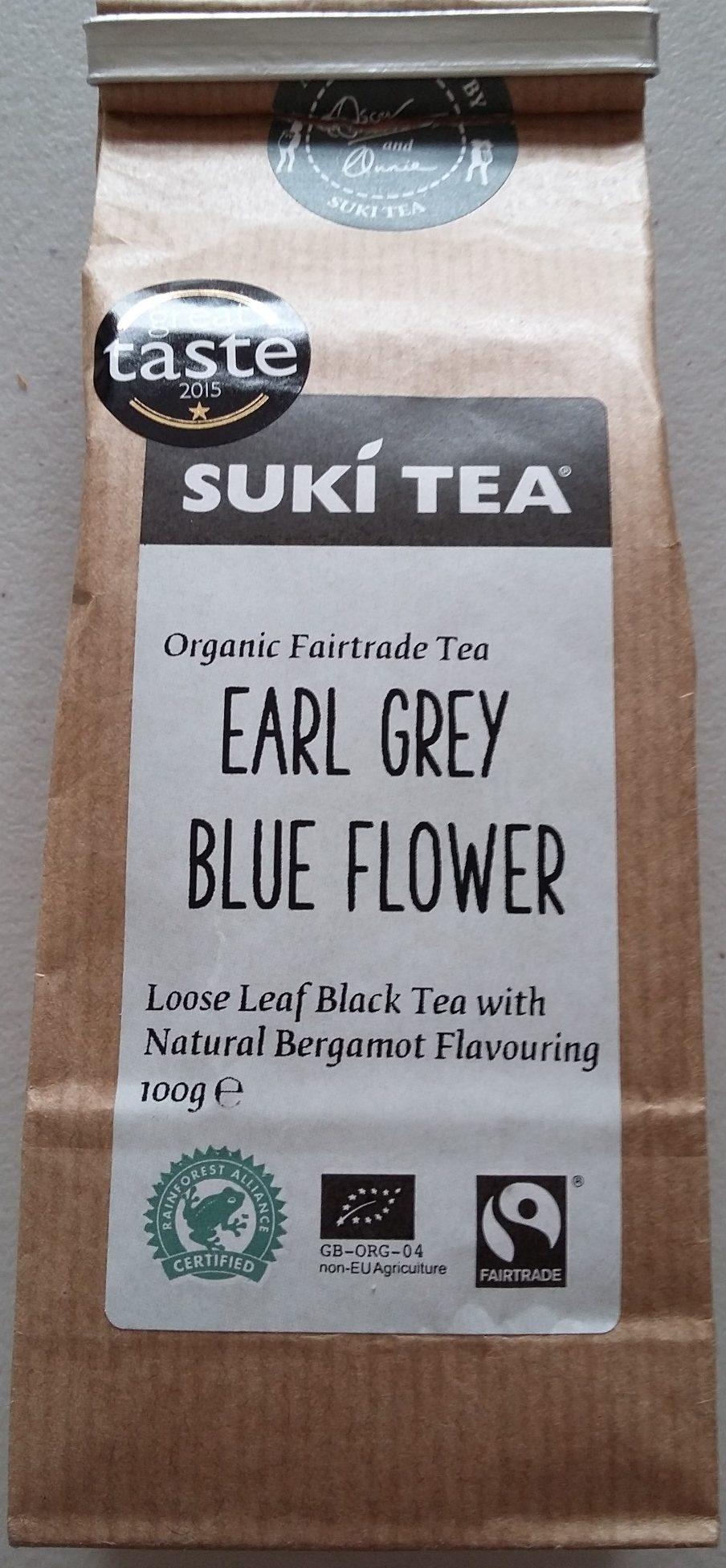 Suki Tea Earl Grey Blue Flower - Product - en