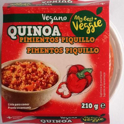 Quinoa to go - Produit - es