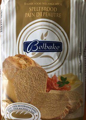 Mélange pour pain d'épautre - Product - fr