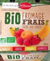 Fromage Frais Sucré Au Fruits - Produit