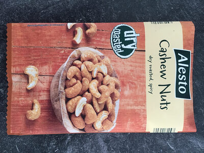 Cashew Nuts dry roasted spicy - Product