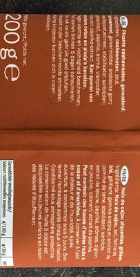 Cashew Nuts dry roasted spicy - Ingrediënten - nl