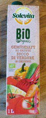 Bio Organic Tomaten-gemüse Saft - Produit - fr