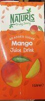 Mango juice drink - Produit