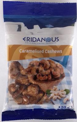 Caramelised cashews - Producto