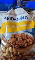 Caramelised peanuts - Produit - fr