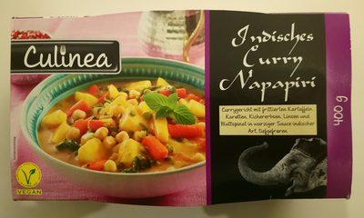 Indisches Curry Napapiri Culinea 400 G